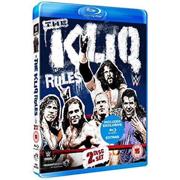 WWE The Kliq Rules (Blu Ray 2 Disc Set)