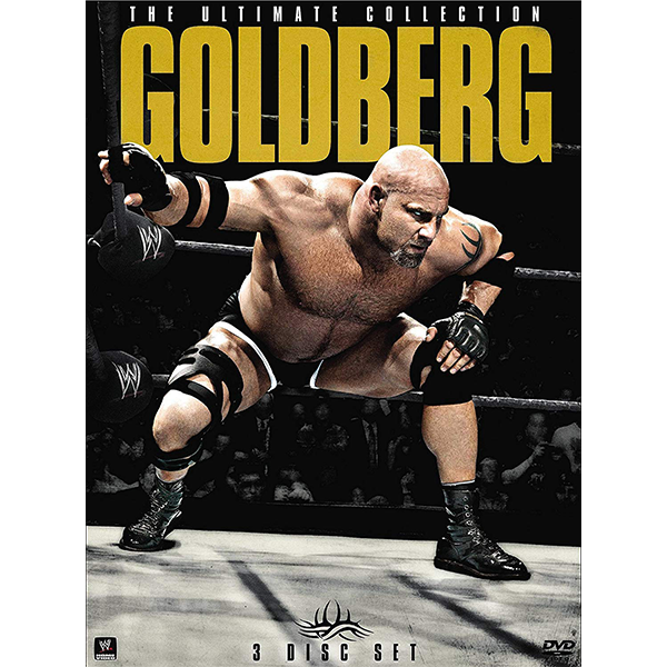 The Ultimate Collection Of Ta Moko: WWE The Ultimate Collection, Goldberg (3 Disc Set