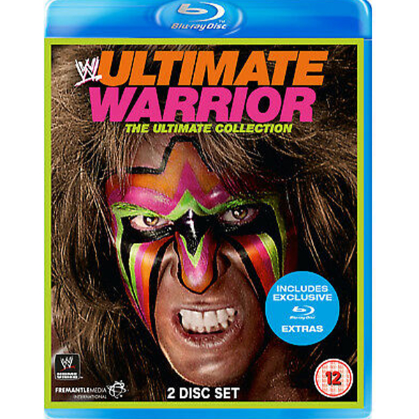 The Ultimate Collection Of Ta Moko: WWE Ultimate Warrior, The Ultimate Collection (Blu Ray 2